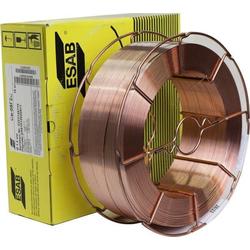 ESAB ОК Autrod 12.51 (СВ-08Г2С-О) Ø 1,6мм, 18кг Проволока сварочная омедненная Esab Проволока и электроды Полуавтоматическая