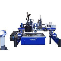 Messer MultiTherm машина термической резки с ЧПУ Messer Станки лазерной резки Сварочное оборудование