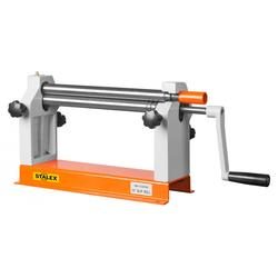 Станок вальцовочный ручной настольный Stalex W01-0.8x305 Stalex Ручные Вальцы для металла
