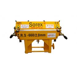 SOREX ZRS-550-2 Листогиб Sorex Ручные Листогибочные прессы