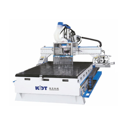 KDT KN-3 Обрабатывающий центр с ЧПУ KDT Обрабатывающие центры Для производства мебели